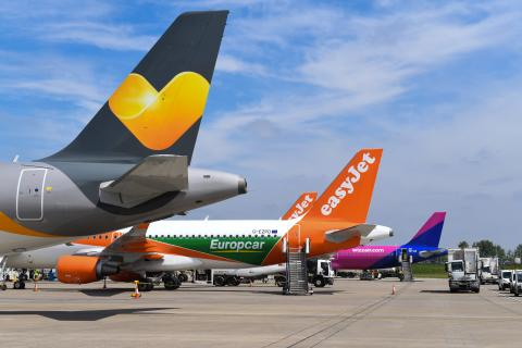 Thomas Cook Airlines boosts LLA's growing route network