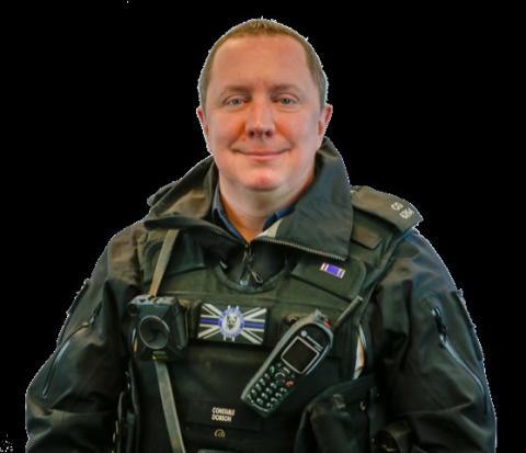 PC Neil Dobson