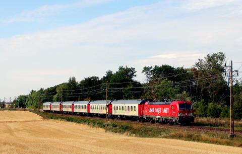 Tre gånger fler väljer nattåget Malmö - Berlin