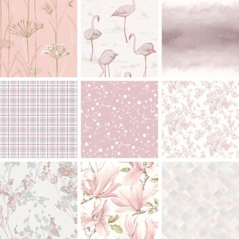 Årets färg 2016 Rose Quartz