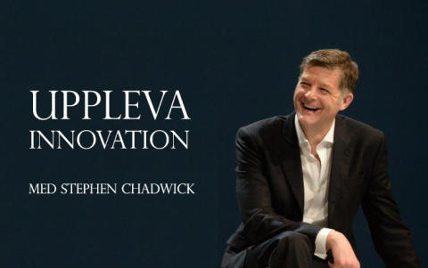 Uppleva Innovation, del 19 - Kraften i Digital Business vaknar