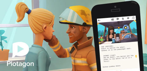 Plotagon Story, Red Dot Award winning animation app, now on Android