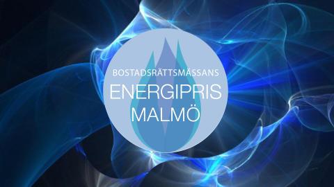 Nominera till Bostadsrättsmässans Energipris 2018