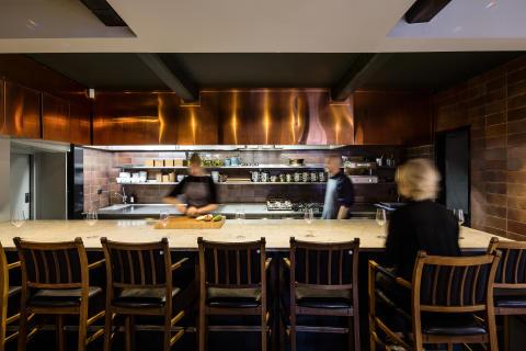 Restaurant Frantzén har nyöppnats efter en total ombyggnation
