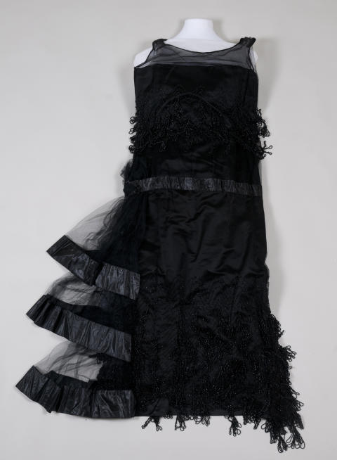 Svart klänning