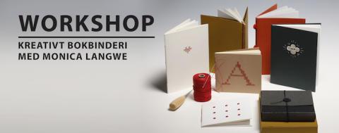 Workshop i kreativt bokbinderi på Frövifors Pappersbruksmuseum