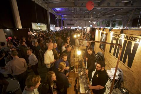 Besöksrekord för Malmö öl- och whiskyfestival 2018 – 13 500 besökare drack 20 000 liter öl