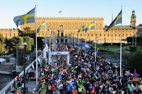 Intersport ny sponsor för Stockholm Halvmarathon