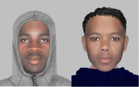 E-fits issued of two men following suspicious incident in Basingstoke