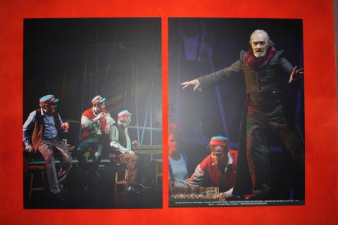 Fotoausstellung ‹Faust 2016› am Goetheanum