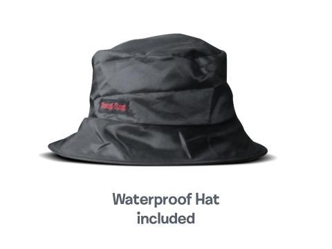 Utendørspleddet Snug Rug Outdoor - Hatt