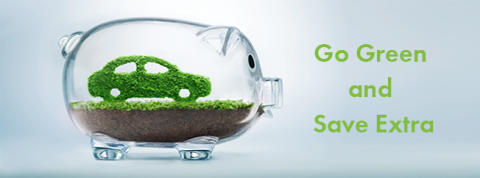 Q-Park UK encourages Hybrid eco-friendly city driving