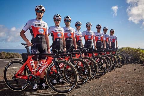 BMC-Vifit Sport Pro Triathlon Team 3