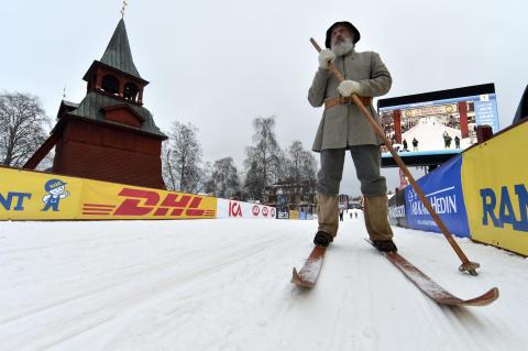 Vasaloppets vintervecka 2013