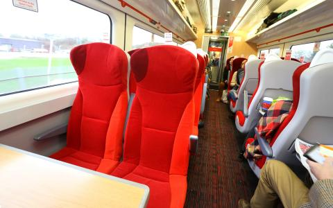 Virgin Trains fleet refurbishment programme milestone achieved