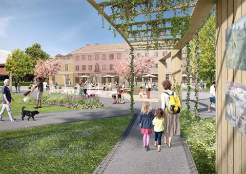 ÅWL vinner parktävling i Lindesberg