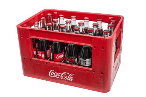 Punaiset Coca-Cola -korit siirtyvät historiaan