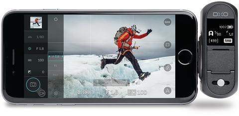 Jaunas un jaudīgas funkcijas ir pievienotas DxO ONE kamerai caur programmatūras atjauninājumu.