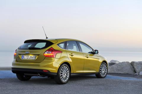 Ford lanserar nya Focus som gasbil för svenska marknaden – klarar de nya miljöbilskraven, bild 4