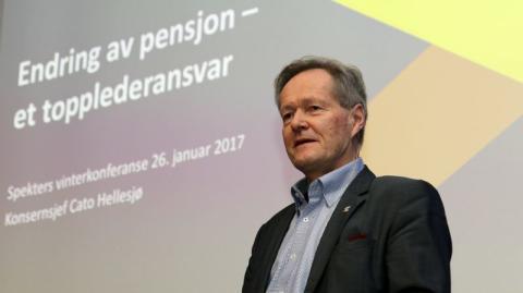 Pensjon er et topplederansvar