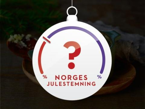 Ukesrapport fra Norsk Juleindeks, uke 49
