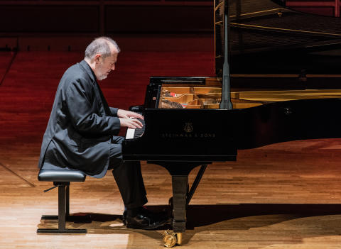 Kammarmusik Pianorecital med Garrick Ohlsson