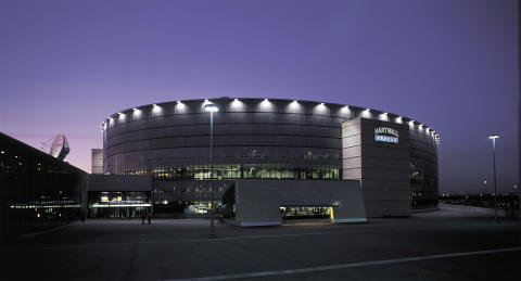Löfbergs official coffee partner of Hartwall Arena in Finland