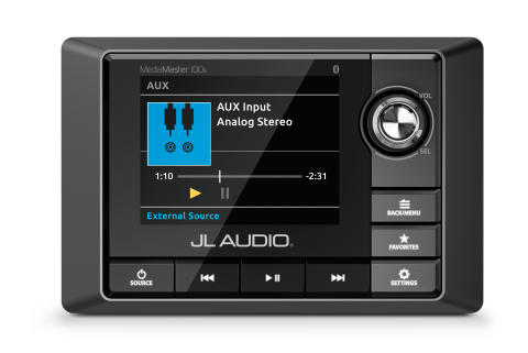 JL Audio Marine Europe: JL Audio's Marine Audio Source Unit Makes its METS Debut