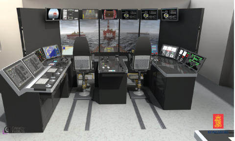 Kongsberg Maritime: Modal Training Invests in Advanced Suite of Kongsberg Maritime Simulators