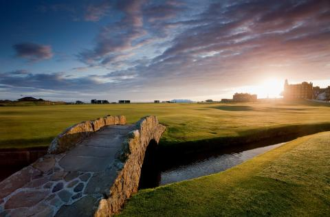 St Andrews, Royal Troon and Cruden Bay make the cut in poll of Scotland's best golf holes