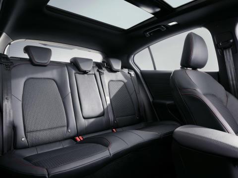 Ny Ford Focus ST-Line bagsæder