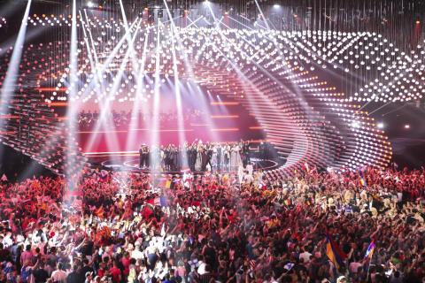Visa Europe Euroviisujen sponsoriksi