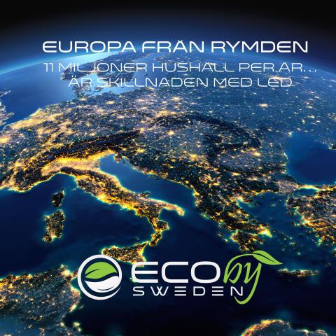 Helhetslösningar inom belysning - För en hållbar utveckling | Eco By Sweden