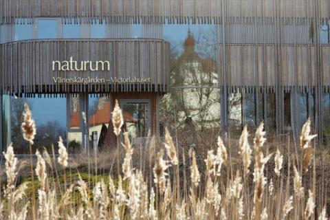 Naturum Värnerskärgården på Öland