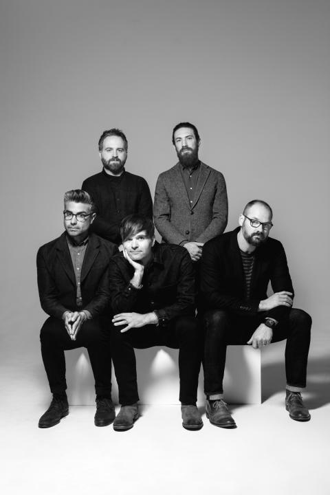 """Death Cab for Cutie med nytt album 17 augusti – Första singeln """"Gold Rush"""" ute nu"""