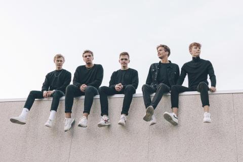 Regnvær er ute med debut-EP