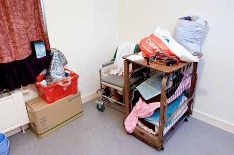 First image of Balakrishnan's daughter's bedroom