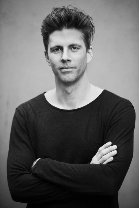 Fredrik Benke Rydman