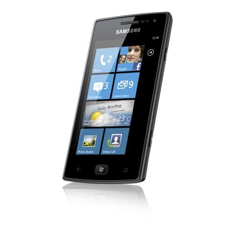 Samsungs nya Windows Phone lånar ut mobilt bredband
