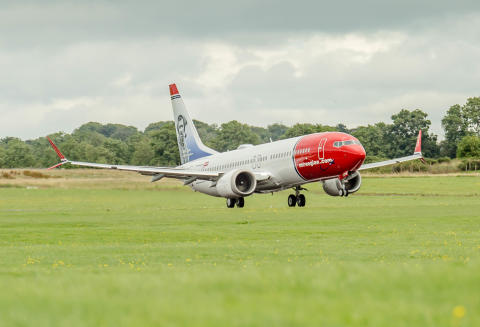 Norwegian reports a result of 1 billion NOK (£94million) and passenger growth for the third quarter