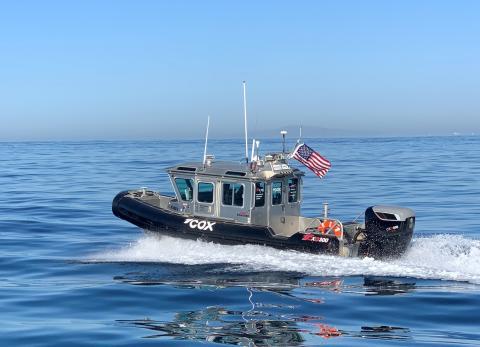 High res image - Cox Powertrain - Boatswains Locker California demos