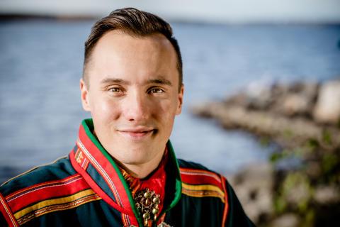 Isak Utsi, Porjus prisas av SIDA och Utrikesdepartementet
