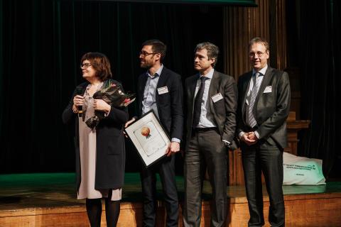 Årets Fondbolag 2017 - Nordea Fonder