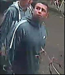 CCTV still of man sought re: Islington pub assault