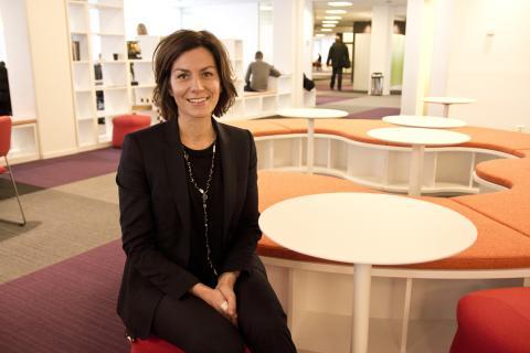 Microsoft Sveriges bästa arbetsplats för tredje året i rad