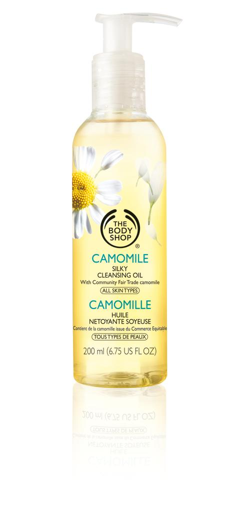 Camomile Silky Cleansing Oil