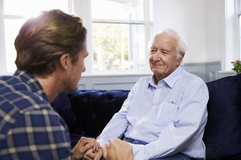 Nationella demensplaner ger draghjälp åt bra demensvård