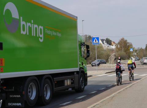 Teknologisatsing skal gi bedre trafikksikkerhet