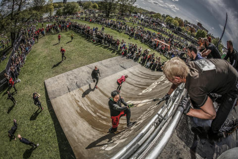 Tough Viking Hagaparken 2015