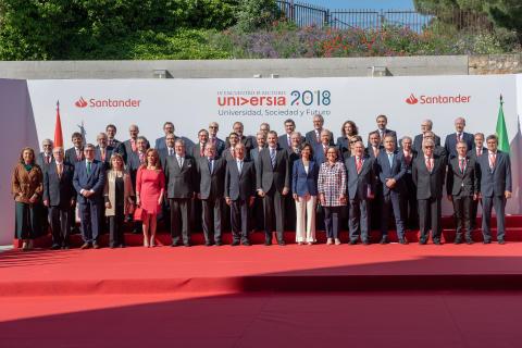 Universia 2018 Salamanca: Universitäten als Vorreiter von Wandel